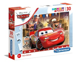 [20255] SUPERCOLOR 30 PIECES - PIXAR CARS